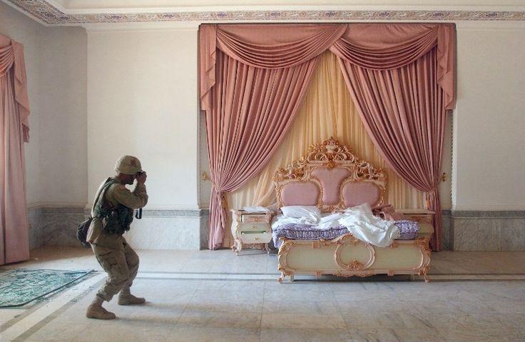 La fin du rêve de Saddam Hussein