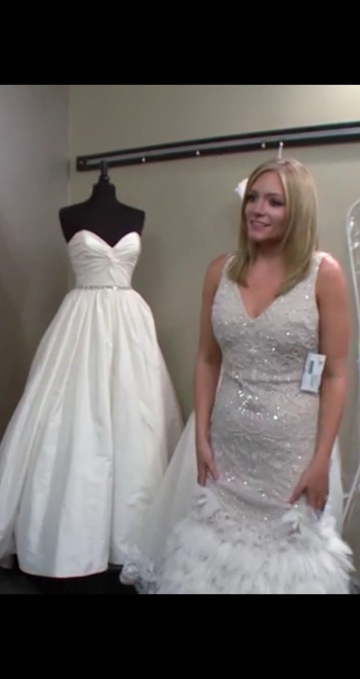 46 best say yes to the dress images on pinterest yes to the say yes to the dress atlanta lindsay defranco ombrellifo Gallery