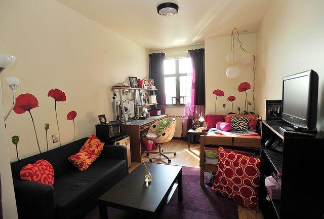 Decorating Ideas > 17 Best Images About Dorm Rearranging On Pinterest  ~ 202001_Quad Dorm Room Ideas