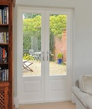 New timber #FrenchDoor manufactured and installed by The Sash Window Workshop