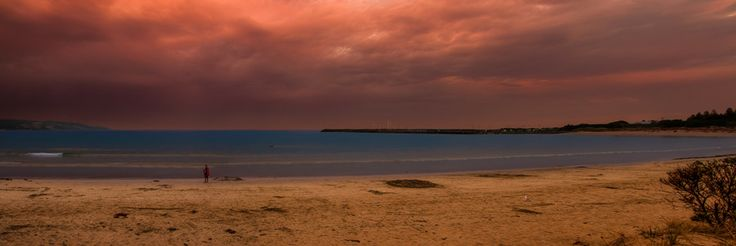 Apoolo Bay sunset by Paul Carmona on 500px