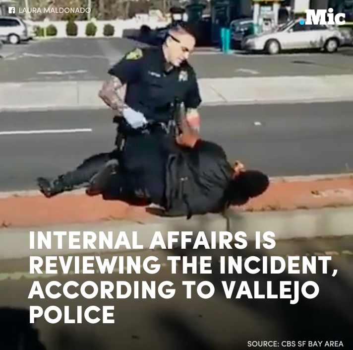 A livestreamed video shows Vallejo, California, police repeatedly punching a man. (CBS) The video is difficult to watch. In it you can see an officer straddling a man on the ground and striking him in...