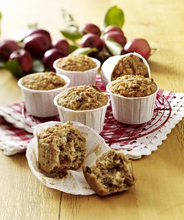 Unser beliebtes Rezept für Apfel-Haferflocken-Muffins und mehr als 55.000 weitere kostenlose Rezepte auf LECKER.de.