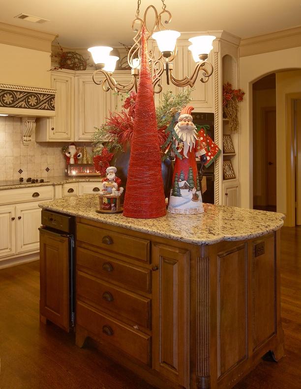 Christmas Kitchen Decoration: 43 Best Christmas Kitchens Images On Pinterest