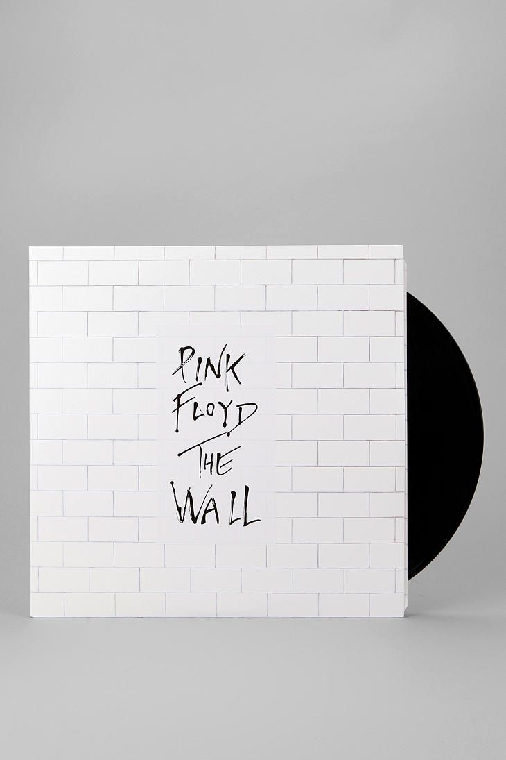 Pink Floyd - The Wall 2xLP   MP3  #UrbanOutfitters