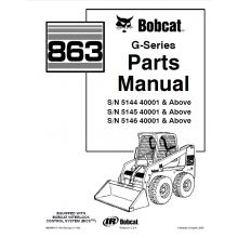 02a7427c625a6038966f93840282b6fe skid steer loader repair manuals 52 best bobcat manuals images on pinterest repair manuals, skid wiring diagram for bobcat 863 at aneh.co