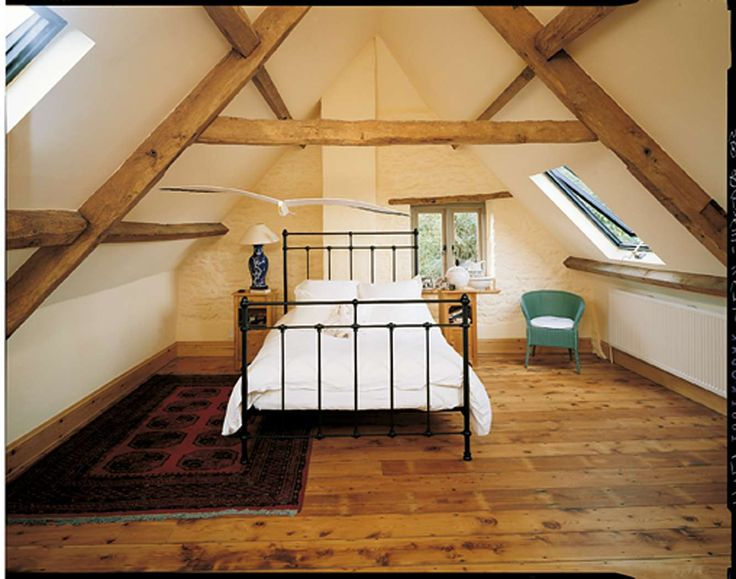 Attic Style Bedroom Ideas Visi Build 3D Bed Rooms