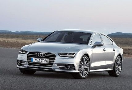 Audi A7 Sportback Facelifted