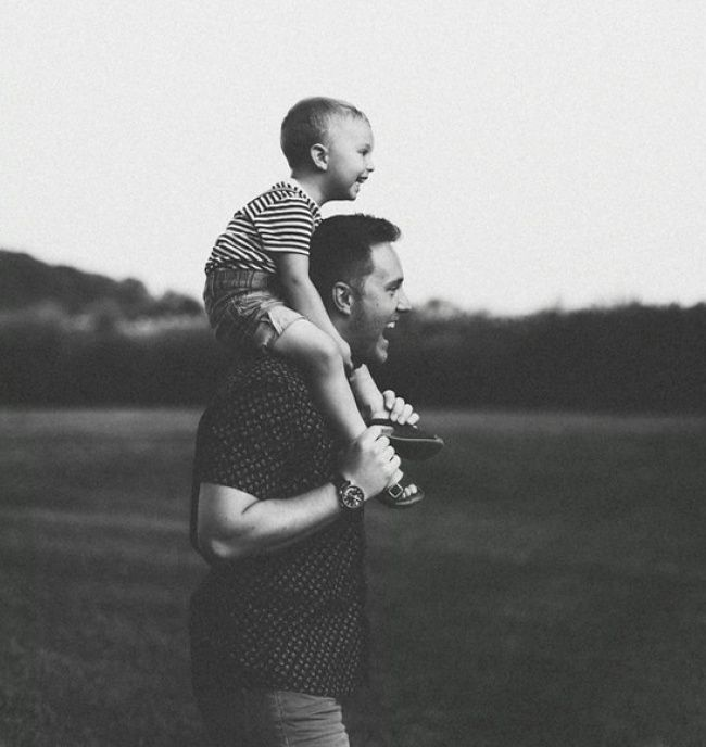 20 pictures that a man with children is cool - @beartotercio197