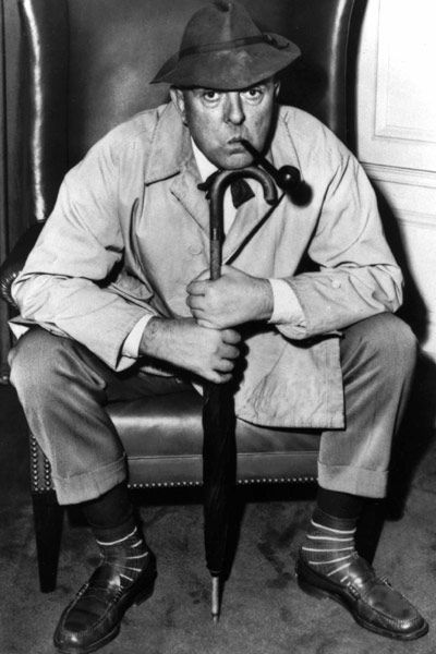 El director y actor francés Jacques Tati