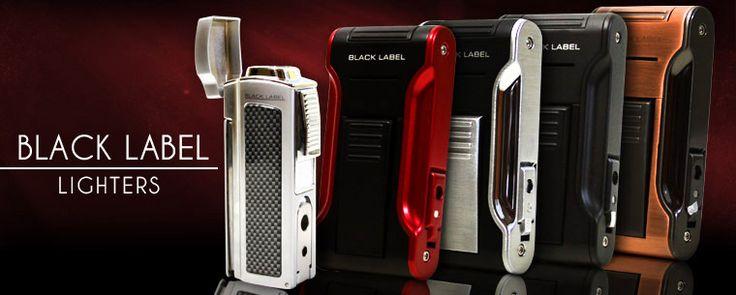Black Label Lighters