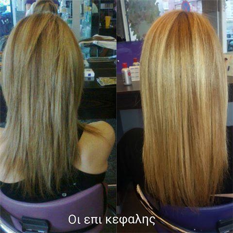 Διπλή περιποίηση ευεξίας Αφαιρεί τα μεταλλικά άλατα Προλαμβάνει τον αποχρωματισμό και το ξεθώριασμα. Ενυδατώνει τα κατεστραμένα μαλλιά και τους δίνει ζωντάνια και λάμψη !! #Malibuc #makeover #crystalgel #oiepikefalis #hairtherapy