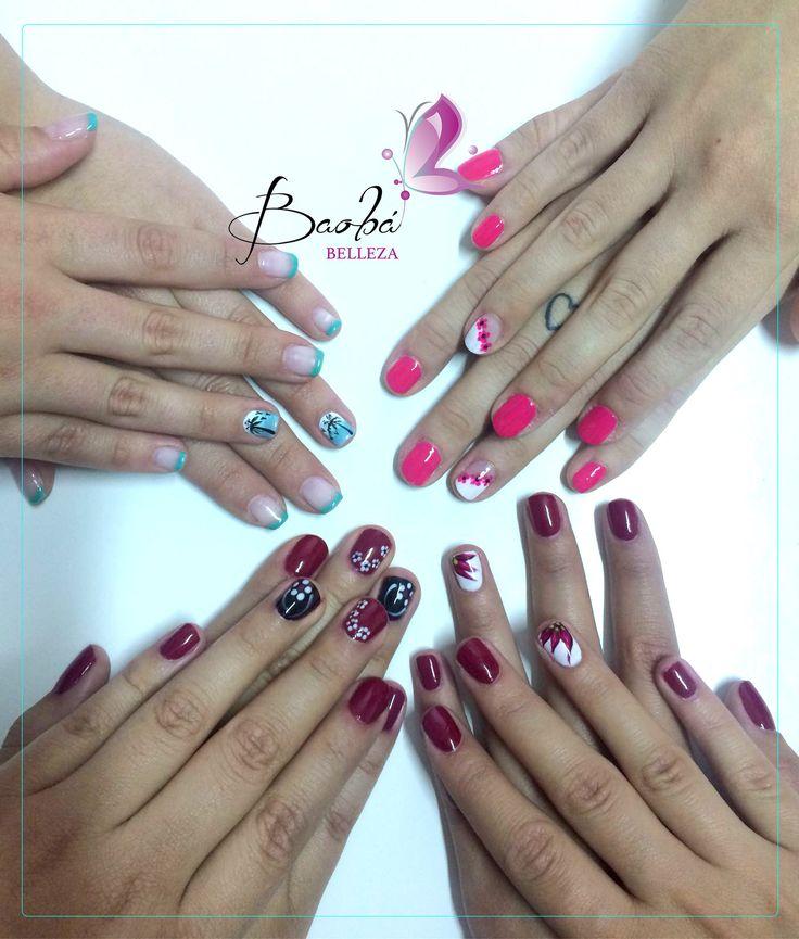 Muuucho no sabremos de fotos, pero de #belleza, #manicura, #color y #estilo, lo sabemos todoooo!!! @BaobaBelleza => www.baobabelleza.com