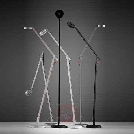 String – leddet stålampe m. LED-lys-8005111X-22