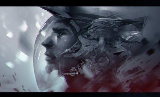 Космическая фантастика (Space Fantasy)   C1 by Arna Beth