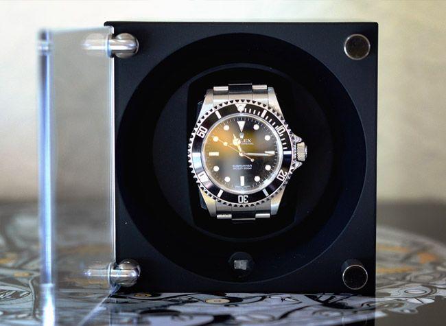 Swiss KubiK Watch Winder