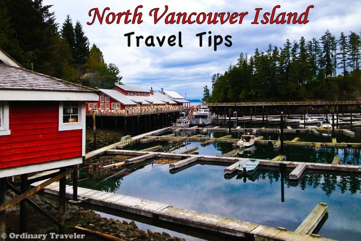 North Vancouver Island Travel Guide - British Columbia, Canada