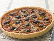 Summer Tomato Tart Recipe