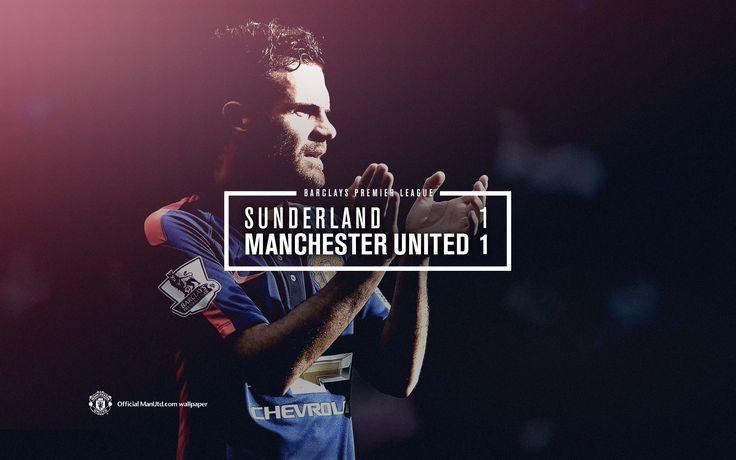Manchester United Vs Sunderland 2014-2015 season