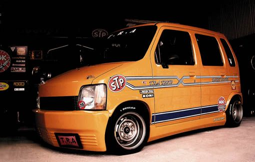 Show Me Modified Agila's/Suzuki Wagon R's | Retro Rides
