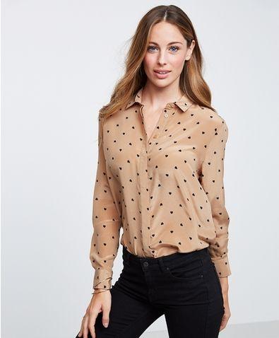 Ester silk shirt 39.95 EUR, Blouses & shirts - Gina Tricot