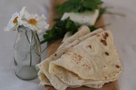 Lavash bread recipe- Nan lavash