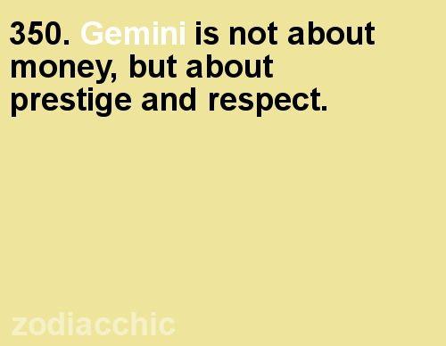 ZodiacChic Post:Gemini