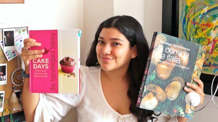 ¡Mis 5 Libros de Cocina Favoritos! - Francisca Mejía