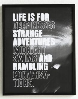 deep kisses