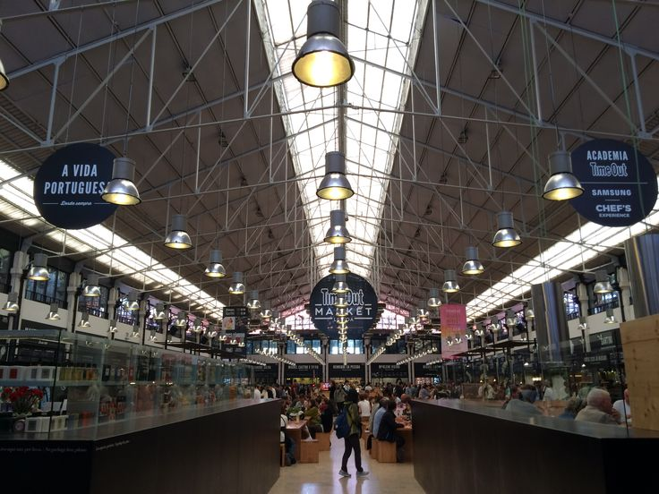 Time Out's #market, Mercado da Ribeira