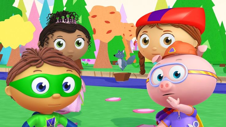 Super WHY! Full Episodes English ✳️ Super Why Phonics Fair  Learning ABC...