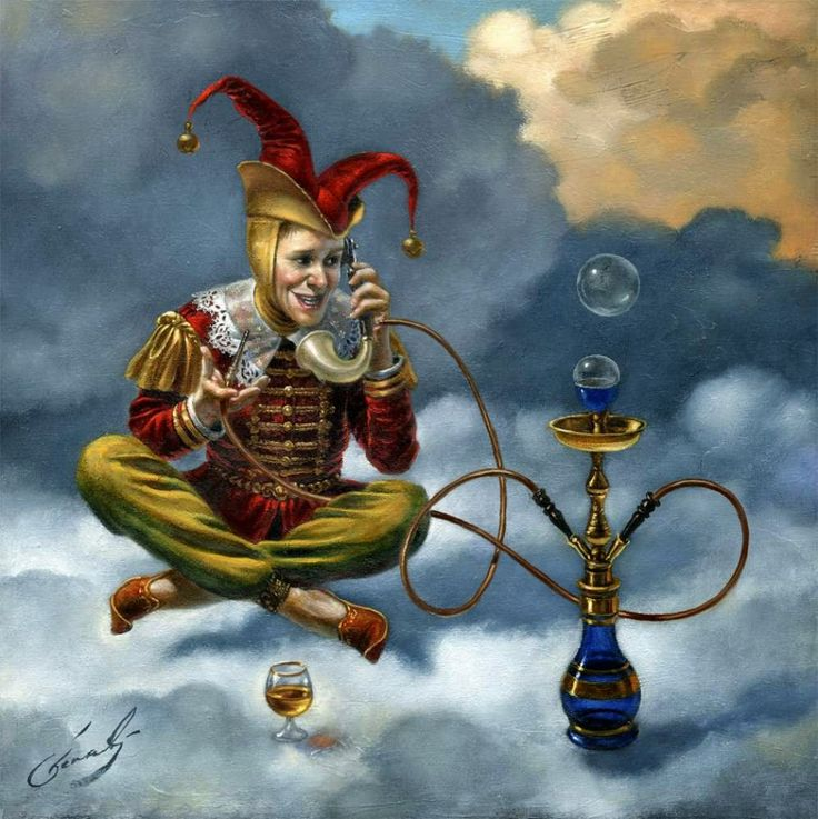 Михаил Хохлачев(Michael Cheval)... | Kai Fine Art
