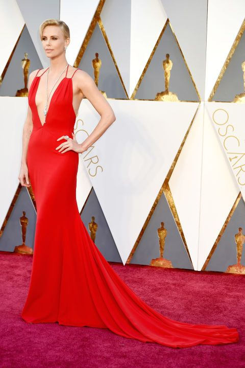 Our picks for the 10 best dressed at Oscars here: