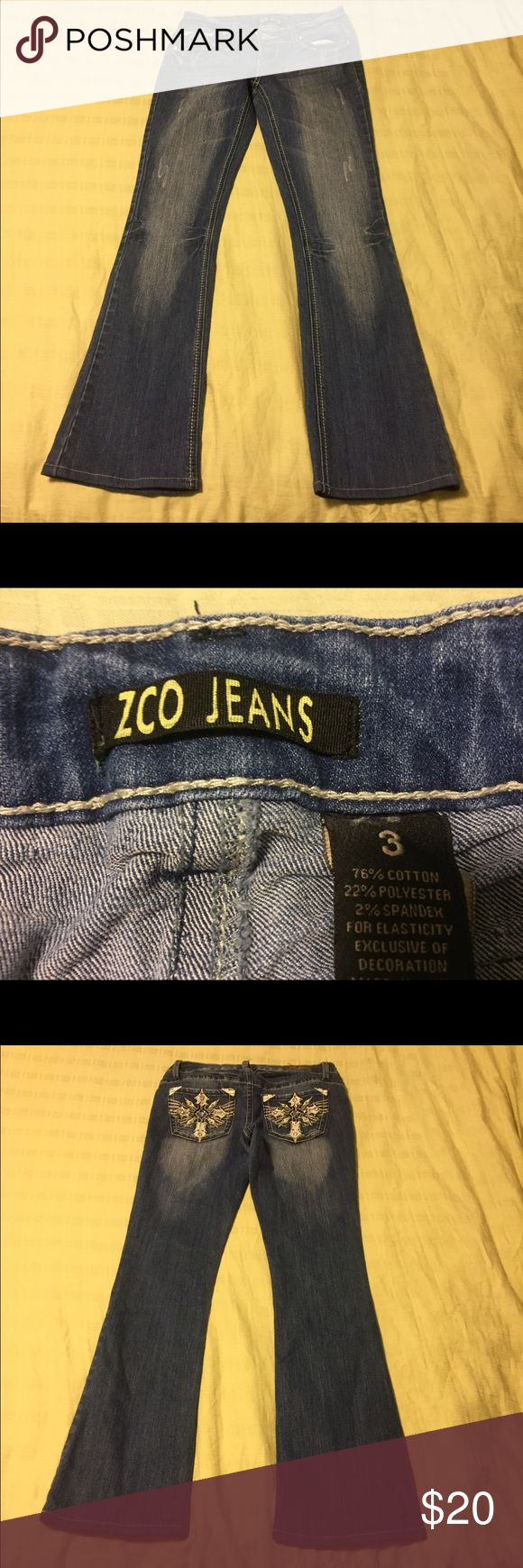 """Size 3 x 28"""" ZCO Jeans Size 3 x 28"""" ZCO Jeans. Like new ZCO Jeans"""