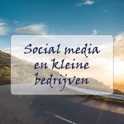 blog social media en kleine bedrijven