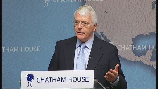 """Sir John Major: the relationship with Europe has poisoned British politics  Former Prime Minister Sir John Major says that the debate over the EU has """"come close to destroying the Conservative Party""""."""