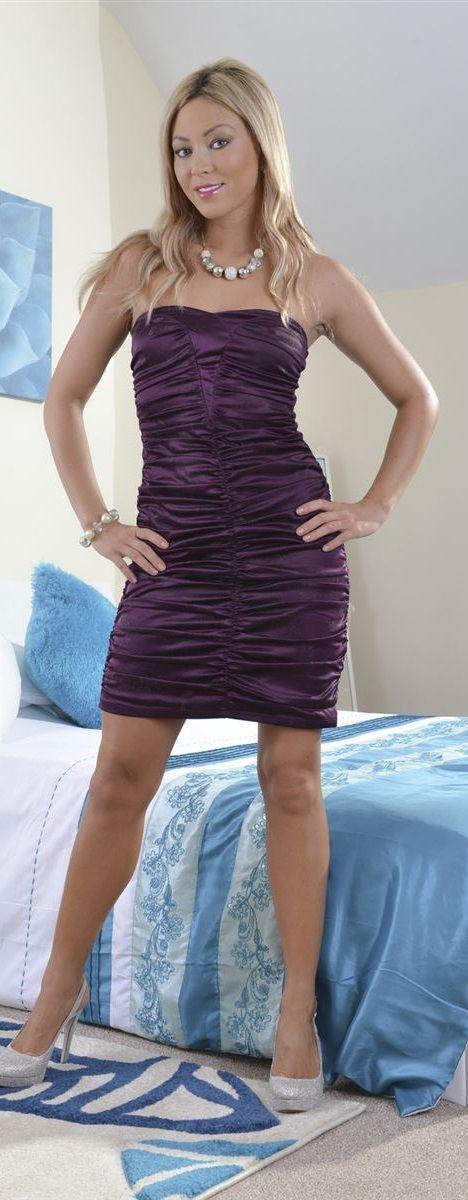 Natalia forrest chastity belt
