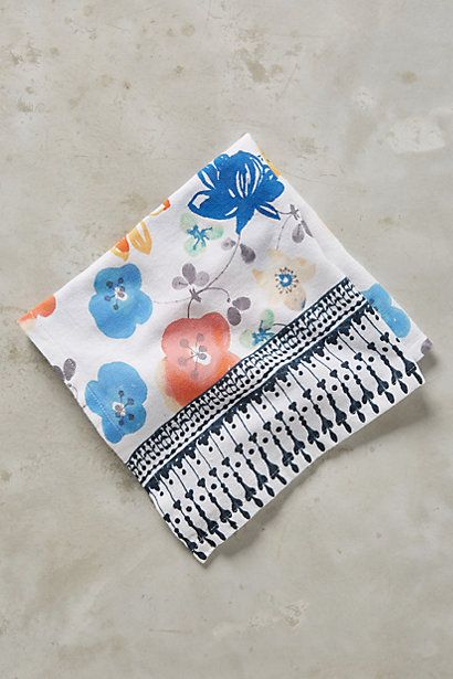 Anthropologie EU Paloma Napkin