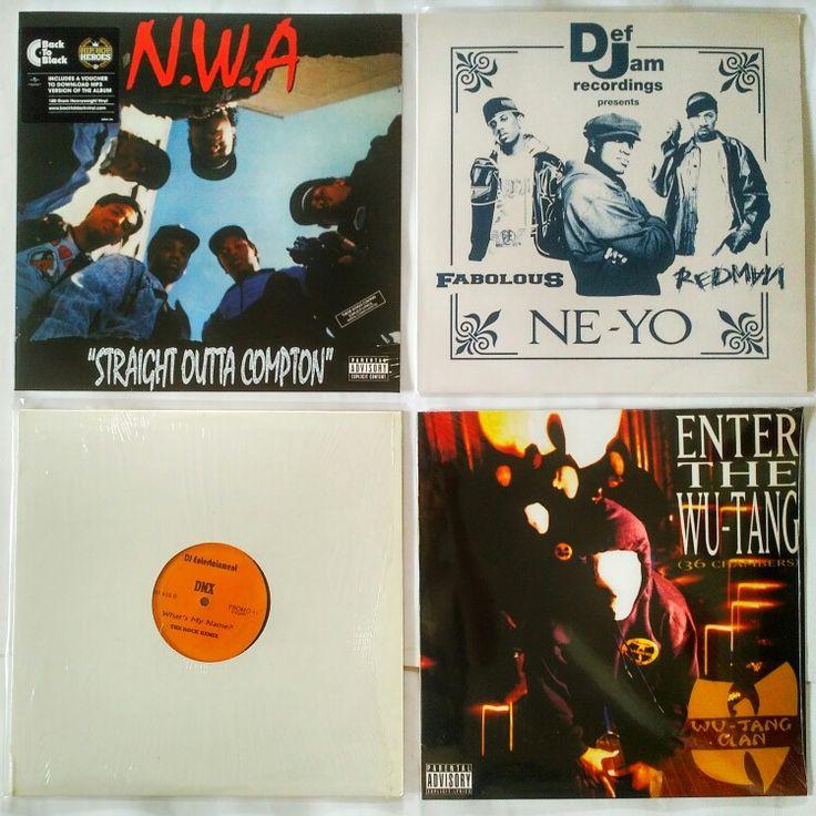  i  N.W.A – Straight Outta Compton  (M/NM)  – 835 грн.  Ne-Yo, Fabolous, Redman – Def Jam Recordings Presents  (VG+/VG+)  – 215 грн.  Aaliyah / DMX – Come Back In One Piece  (VG+/-)  – 215 грн.  #newindiskultura #diskultura #TrueVinylRecordsStore #kyiv #kiev #киев #київ #kyivshop #vinyl #винил #пластинки     #NWA #GanstaRap #NeYo#Fabolous#Redman #RnB #Aaliyah #DMX 