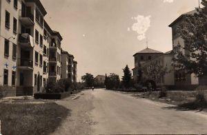 Viviendas de la Hidro-Nito y colegio salesiano, actual Paseo de San Juan Bosco