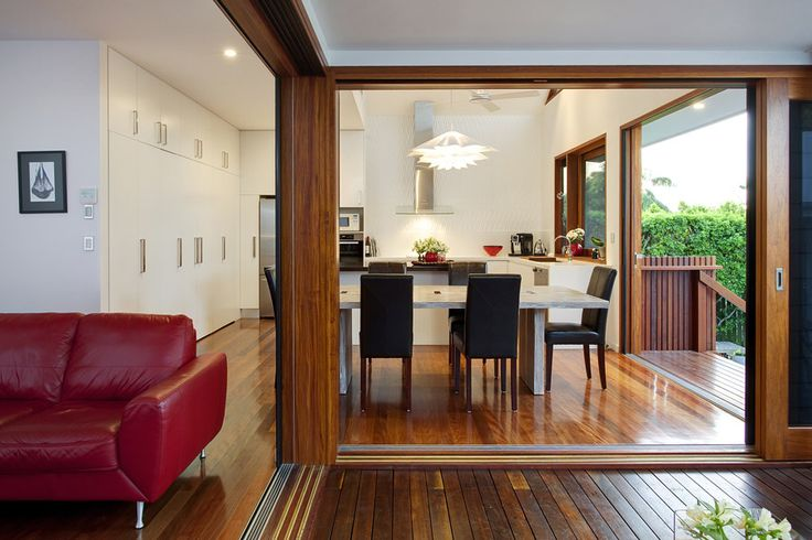 The aim of this renovation was to create a design that revolves around a liveable environment for the clients now and into the future.