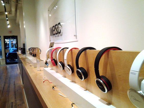 We love headphones!