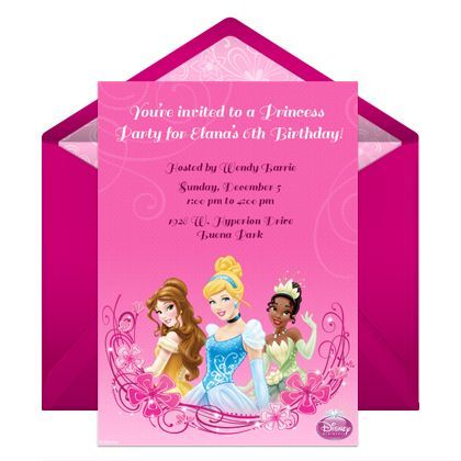 17 Best ideas about Online Invitations – When to Send Party Invitations