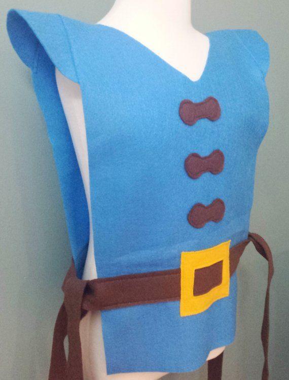 Kids Flynn Rider Costume Tunic Tangled//Rapunzel Baby//Toddler//Kids//Teen//Adult Sizes