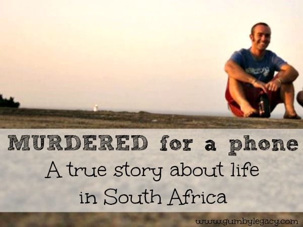 This doesn't make for easy reading, nor was it easy to write but we felt we need to share our story.  We would like to share what has happened, and is happening in South Africa on a daily basis, and spread awareness. It should not be accepted as normal. South Africans should not have to live like this.  If you can think of anything that we could do to help ensure our story gets heard, that might help just a little to make sure that justice gets done, please do help us out.