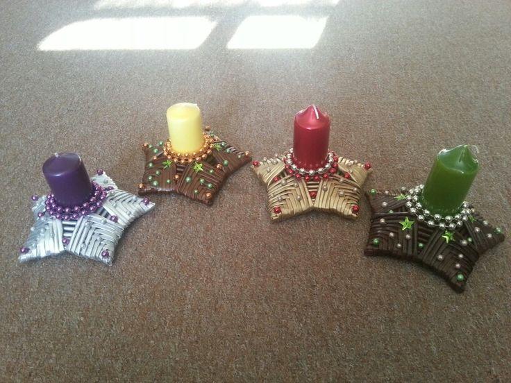 Svícny pohromadě