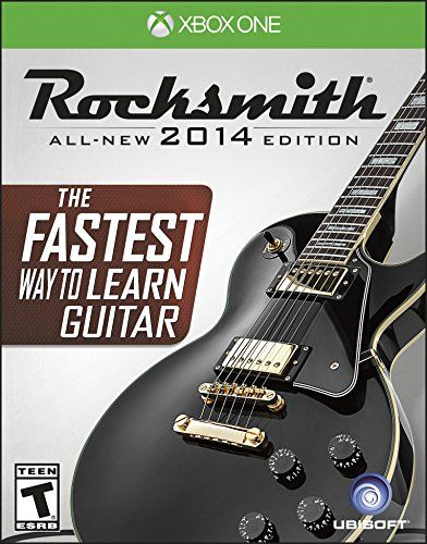 Rocksmith 2014 Edition  Xbox One >>> Continue to the product at the image link.Note:It is affiliate link to Amazon.