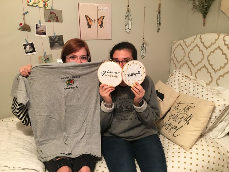 Almost a year ago to this day Isabel Pesci and Lily Manoogopened up shop, an Etsy shop that is.