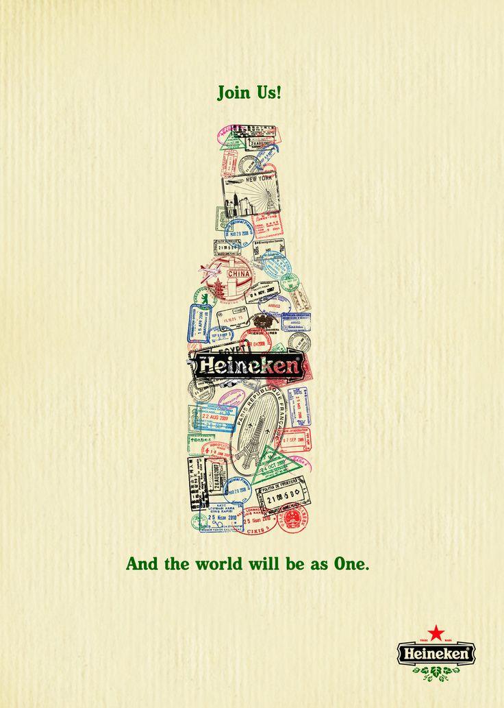 Heineken Beer Ad