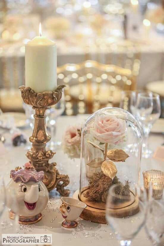 Hochzeitsdekoration Disney   – Hochzeitskleid2019